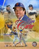 Gary Carter - (4 Team) Legends Photo