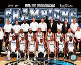 The Dallas Mavericks 2011 NBA Finals Championship Team Photo(48) Photo