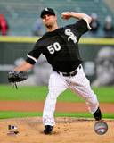 John Danks 2012 Action Photo