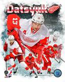 Pavel Datsyuk 2013 Portrait Plus Photo