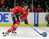 Jonathan Toews 2011-12 Action Photo