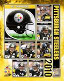 Pittsburgh Steelers 2010 AFC Championship Composite Photo