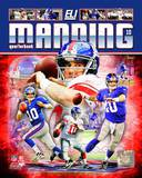Eli Manning 2012 Portrait Plus Photo