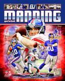 Eli Manning 2012 Portrait Plus Photo