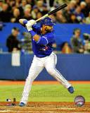 Jose Bautista 2012 Action Photo