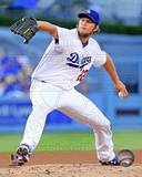 Clayton Kershaw 2013 Action Photo