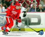 Pavel Datsyuk Game 1 of the 2008 NHL Stanley Cup Finals Action; 3 Photo