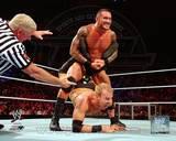Randy Orton 2011 Action Photo