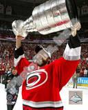 Matt Cullen 2006 Stanley Cup Photo