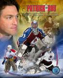 "Patrick Roy - ""Legends"" Photo"