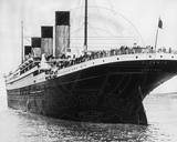 The Titanic, 1912 Photo