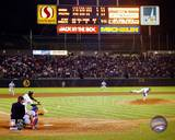 Nolan Ryan - 6th No Hitter Last Pitch Photo
