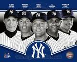New York Yankees 2013 Team Composite Photo