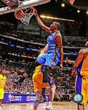 Kevin Durant 2011-12 Action Photo