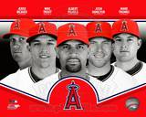 Los Angeles Angels 2013 Team Composite Photo