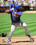 Texas Rangers - Elvis Andrus 2011 Action Photo