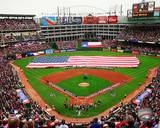Rangers Ballpark 2010 Opening Day Photo