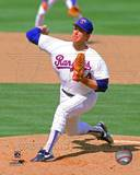 Nolan Ryan 1990 Action Photo