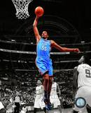 Kevin Durant 2010-11 Spotlight Action Photo