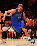 Dirk Nowitzki 2011-12 Action Photo