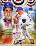 Ron Santo 2012 MLB Hall of Fame Legends Composite Photo
