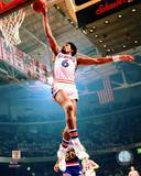 Julius Erving 1974 Action Photo