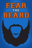 Fear The Beard OKC Sports Prints