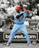 Ryan Howard 2011 Spotlight Action Photo