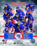 New York Rangers 2012-13 Team Composite Photo