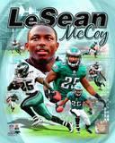 LeSean McCoy 2012 Portrait Plus Photo