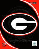 University of Georgia Bulldogs Team Logo Photo