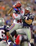 David Tyree SuperBowl XLII Photo