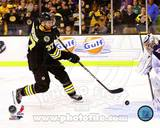 Patrice Bergeron 2012-13 Action Photo