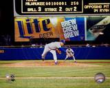 Nolan Ryan - 300th win (Last Pitch) Photo
