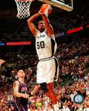David Robinson Game 2 of the 2003 NBA Finals Action Photo