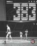 Nolan Ryan - 383rd Strike Out Photo