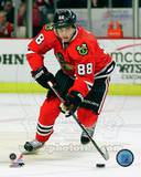 Patrick Kane 2011-12 Action Photo
