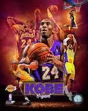 NBA Kobe Bryant 2013 Portrait Plus Photo