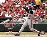 Ken Griffey, Jr. - 500th Home Run Commemorative Photographie