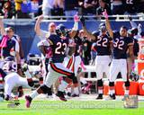 Devin Hester NFL Record 11th Punt Return Touchdowns 2011 Action Photo