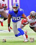 Victor Cruz 2012 Action Photo