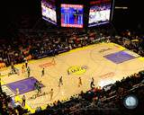 Staples Center Game One of the 2009-10 NBA Finals Photo