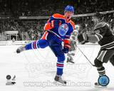 Taylor Hall 2010-11 Spotlight Action Photo