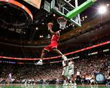LeBron James 2009-10 Playoff Photo