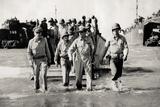General Douglas MacArthur D-Day Plastic Sign Plastic Sign