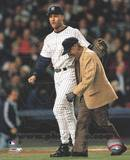 Derek Jeter / Phil Rizzuto Photo