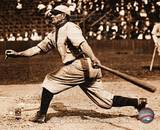 Honus Wagner - Batting Photo