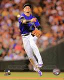 Troy Tulowitzki 2013 Action Photo