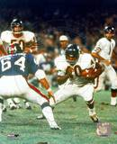 Gale Sayers - Action with ball Photo
