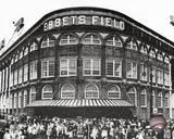Ebbets Field - Vue extérieure n° 2 - ©Photofile Photographie